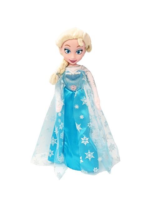 Disney Disney Frozen Şarkıcı Elsa 35cm Renkli